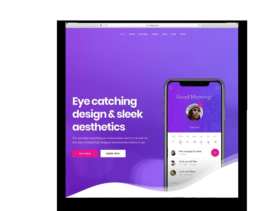 San Francisco Bay Area Web Design