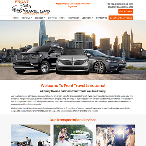 Website Design Company San Francisco Bay Area